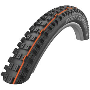 Schwalbe Eddy Current Front Tubeless MTB Tyre - Black