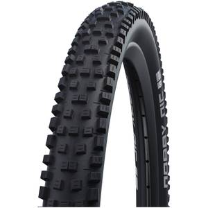 Schwalbe Nobby Nic Performance DD RaceGuard Tubeless MTB Tyre - Black