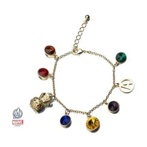 Marvel Avengers End Game Charm Bracelet