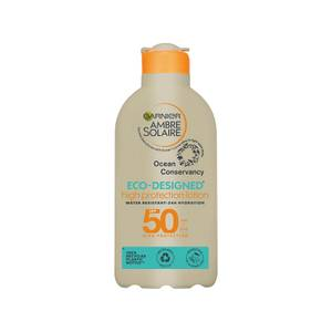 Garnier Ambre Solaire Eco Designed Protection SPF50 Lotion 200ml