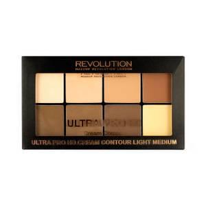 Makeup Revolution Hd Pro Cream Contour Light Medium