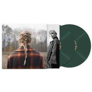 Taylor Swift - Evermore Deluxe Edition 2xLP (Green)