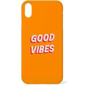 60s Good Vibes Phone Case for iPhone and Android