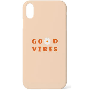 Good Vibes Daisy Phone Case for iPhone and Android