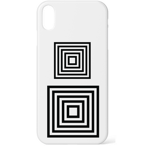 60s Geo Square Phone Case for iPhone and Android