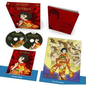 Millennium Actress - 4K Ultra HD Collector's Edition