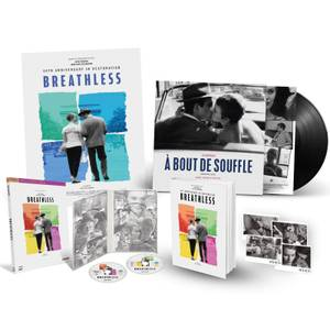 Breathless 60th Anniversary Edition - 4k Ultra HD Collector's Edition
