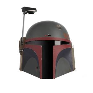 Hasbro Star Wars The Black Series Boba Fett (Re-Armored) Premium Electronic Helmet