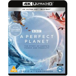 A Perfect Planet - 4K Ultra HD
