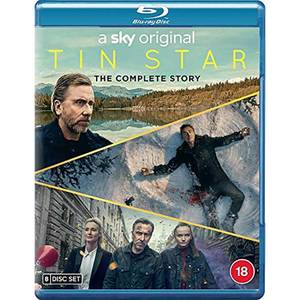Tin Star - The Complete Collection: Season 1-3