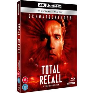 Total Recall 30th Anniversary - 4K Ultra HD