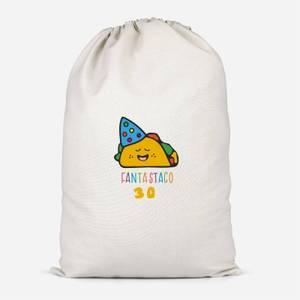Fantastaco 30th Birthday Cotton Storage Bag