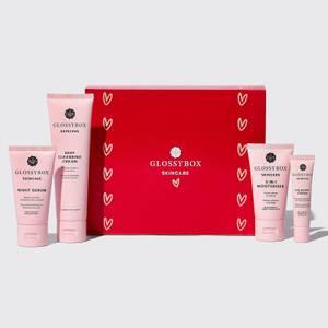 I heart GLOSSYBOX Skincare Box Set (worth $102.00)