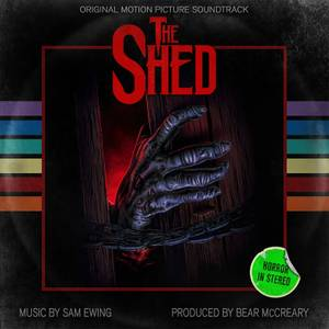 The Shed (Soundtrack) LP Splatter