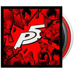 iam8bit Persona 5 Essential Edition Soundtrack 4LP