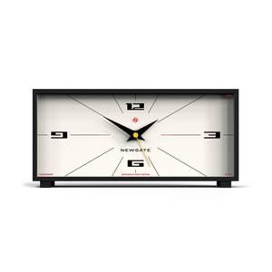 Newgate Thunderbird Mantel Clock - Black