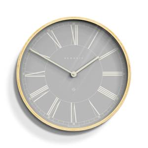 Newgate Mr Architect Clock - Grey