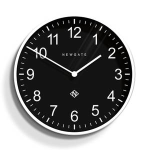 Newgate Professor Clock - White