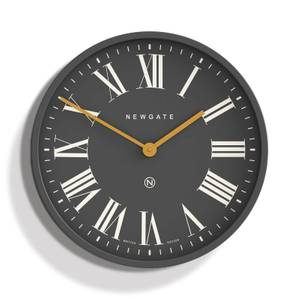 Newgate Mr Butler Clock - Grey