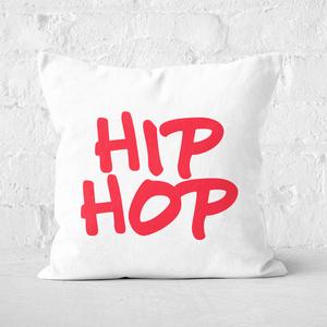 Hip Hop Square Cushion
