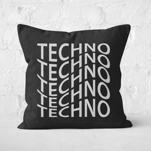 Techno Square Cushion