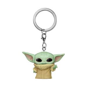 Star Wars The Mandalorian The Child Pop! Keychain