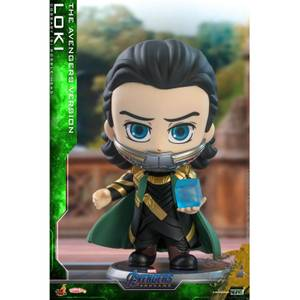 Hot Toys Cosbaby - Avengers: Endgame (Size S) - Loki (Prisoner Version)