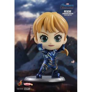 Hot Toys Cosbaby Marvel Avengers Endgame (Size S) - Rescue (Unmasked Version)