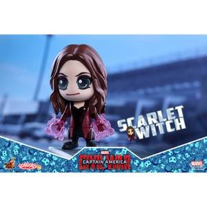 Hot Toys Cosbaby - Captain America Civil War (Size S) - Scarlet Witch