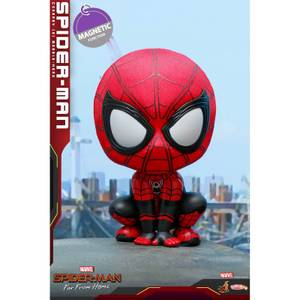 Hot Toys Cosbaby Marvel Spider-Man: Far From Home (Size S) - Spider-Man