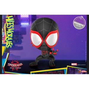 Hot Toys Cosbaby Marvel Spider-Man: Into the Spider-Verse (Size S) - Spider-Man (Miles Morales)