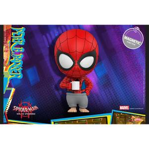 Hot Toys Cosbaby Marvel Spider-Man: Into the Spider-Verse (Size S) - Spider-Man (Peter Parker)