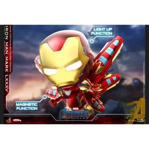 Hot Toys Cosbaby - Avengers: Endgame (Size S) - Iron Man Mark 85 (Nano Lightning Refocuser Version)