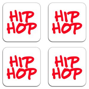 Hip Hop Coaster Set