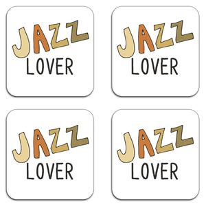 Jazz Lover Coaster Set