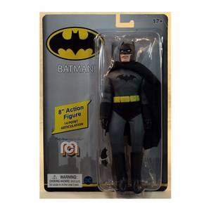 Mego 8 Inch DC Comics Batman Action Figure
