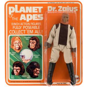 Mego 8 Inch Planet of the Apes Dr. Zaius Action Figure