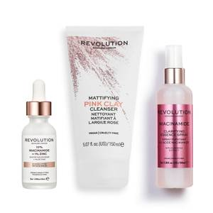Revolution Skincare Oily Skin Set