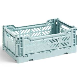 HAY Colour Crate Arctic Blue - M
