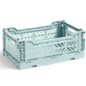 HAY Colour Crate Arctic Blue - M