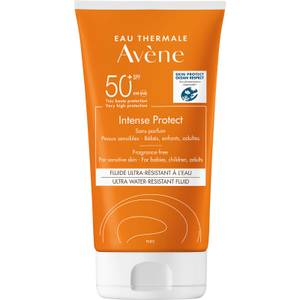 Avène Intense Protect SPF50+ Sun Cream for Very Sensitive Skin 150ml