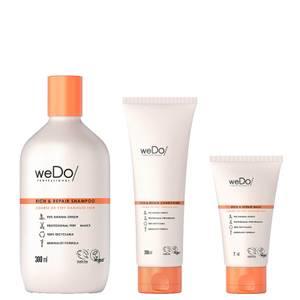 weDo/ Professional Rich and Repair Trio