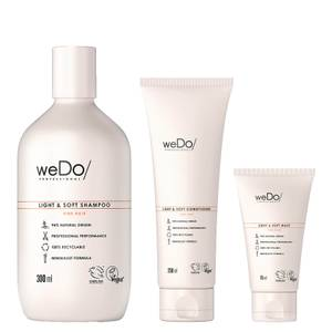 weDo/ Professional Light and Soft Set for Fine Hair