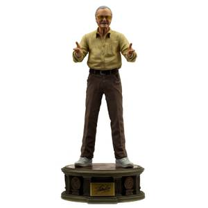 Iron Studios Stan Lee Legacy Replica Statue 1/4 Stan Lee 60 cm