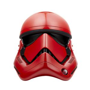 Hasbro Star Wars The Black Series Galaxy's Edge Captain Cardinal Electronic Helmet