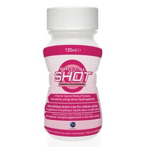 Pro-Cal shot™ - Strawberry - 6x120ml e