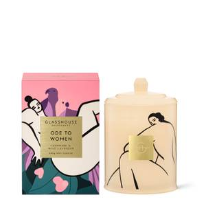 Glasshouse Ode to Women Candle 380g