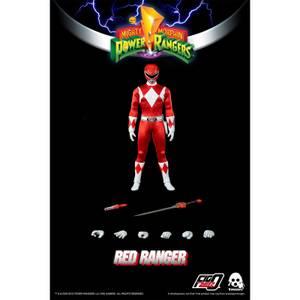 ThreeZero Power Rangers Red Ranger 1:6 Scale Figure