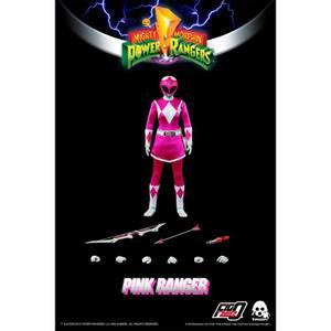 ThreeZero Power Rangers Pink Ranger 1:6 Scale Figure