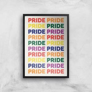 Pride Giclee Art Print